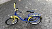 Junior blau gelbes