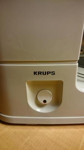 Bild 4 - Kaffeemaschine von Krups in weiß - Schechen