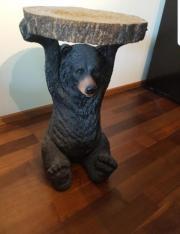 Kare Beistelltisch Bär