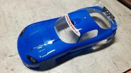 RC-Modelle, Modellbau - Karosserie HPI Micro RS4