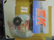 Kawasaki Kettensatz, neu