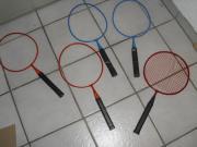 Kinder Badminton Schläger,