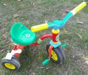 Kinder Fahrrad Dreirad mit Handbremse
