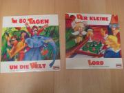 Kinder-Hörspiel-CDs Europa