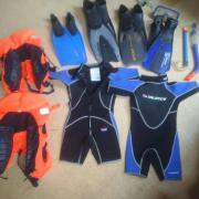 Kinder Wassersport Set