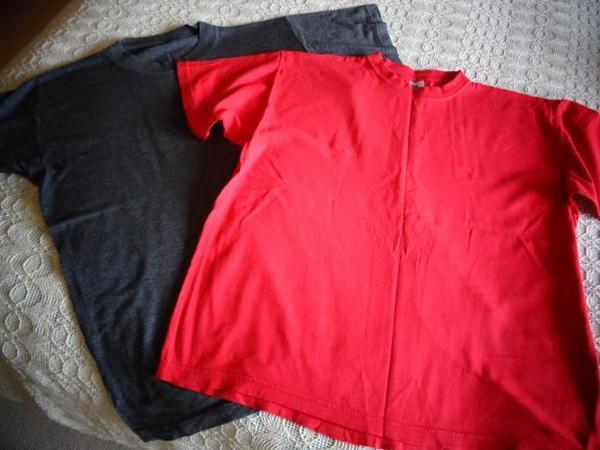 Kinderbekleidung 2 Stück T-Shirts Gr