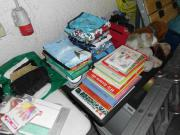 kinderbekleidung, kinderbücher
