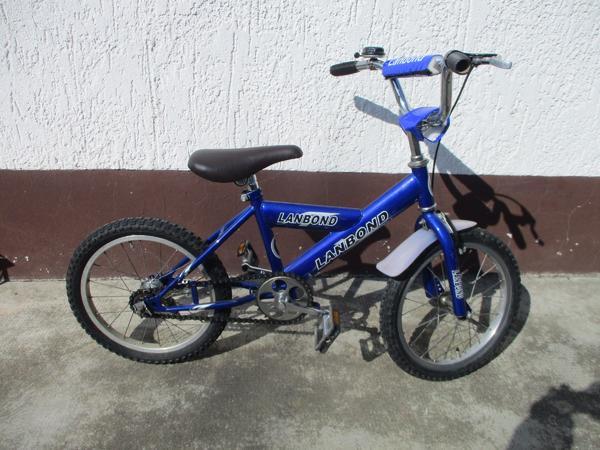 Kinderfahrrad 16 Zoll » Kinder-Fahrräder