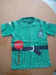 Kinderfaschingskostüm Polizist