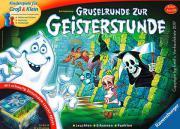 Kindergesellschaftsspiel - Gruselrunde zur