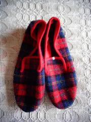 Kinderschuhe Mädchenschuhe Gr 35 Hausschuhe