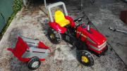 Kindertraktor XXL mit