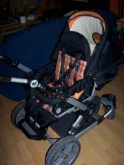 Kinderwagen HARTAN RS