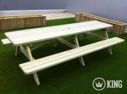 KING Picknicktisch 3.
