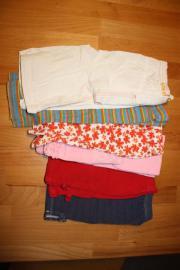 Kleiderpaket Sommerpaket Sanetta Mädchen Kinderhose