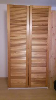 Schrank Mit Lamellentüren lamellentueren haushalt möbel gebraucht und neu kaufen quoka de