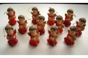 kleine Engel aus Keramik