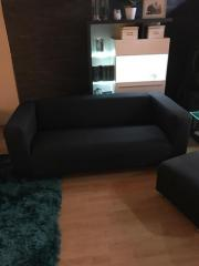 ikea s derhamn sofa sitzelement 3 isefall hellt rkis hocker kein 3 monate alt in d sseldorf. Black Bedroom Furniture Sets. Home Design Ideas