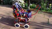 Knorr Puppenwagen mit