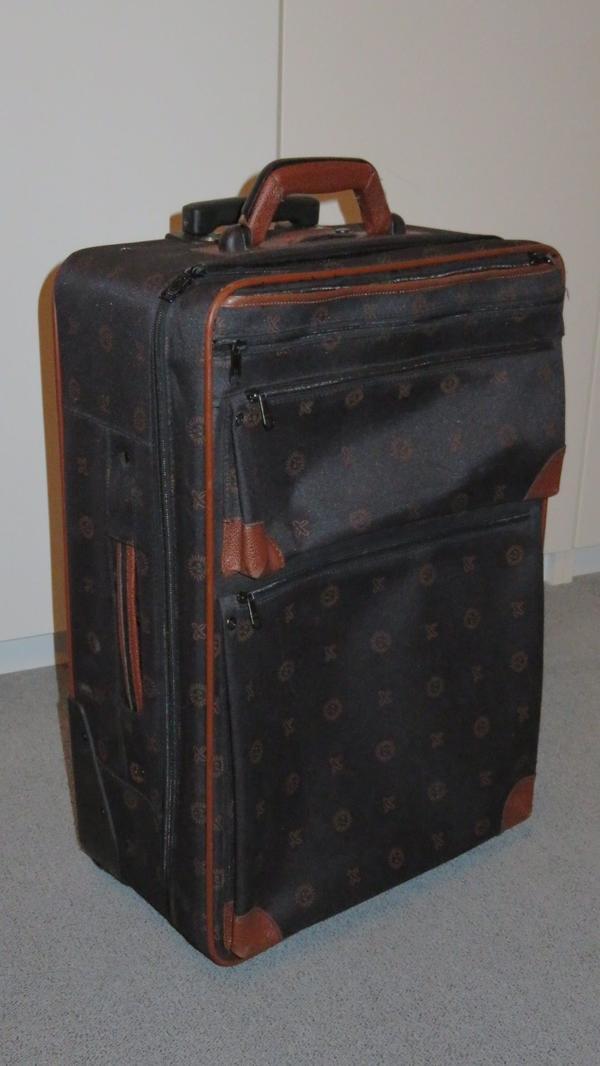trolley koffer lufthansa gebraucht kaufen nur 2 st bis 75 g nstiger. Black Bedroom Furniture Sets. Home Design Ideas