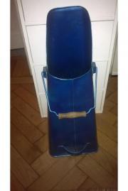 Kohlenschütte blau metallic 20 EUR