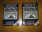 Koll s Kompakt Katalog Märklin