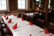 komplette italienische Restauranteinrichtung