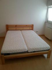 Komplettes Bett 160x200