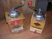 Konvolut alte Küchenutensilien