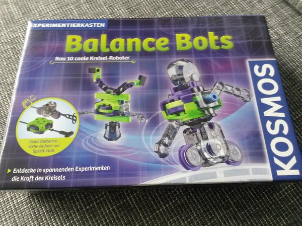 Kosmos Balance Bots NP 29, 95 EUR - Wiesloch - Kosmos Balance Bots, siehe Bild, sehr guter gebrauchter Zustand, Nichtraucherhaushalt und keine Tiere - Wiesloch