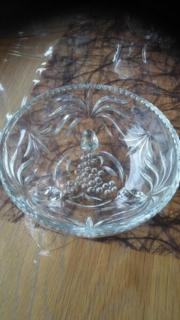Kristall Schale