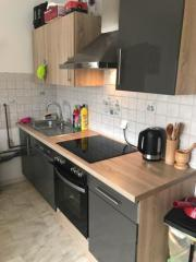 Küche,Esstisch,TvUnite
