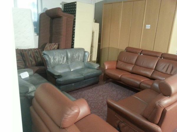 Küche, Schlafzimmer, sofa, couhtisch, Esstisch, wohnwand ...