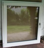 Kunststoff-Fenster weiß