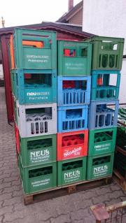 Kunststoffkisten zu verkaufen
