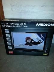 LCD Fernseher NEU Integriertem DVB-T