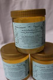 leckerer Bio-Robinen-Honig vom Paradiesplatz