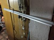 LED Leuchtschiene Alu leicht 220