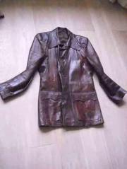 Leder- und Bikerkleidung
