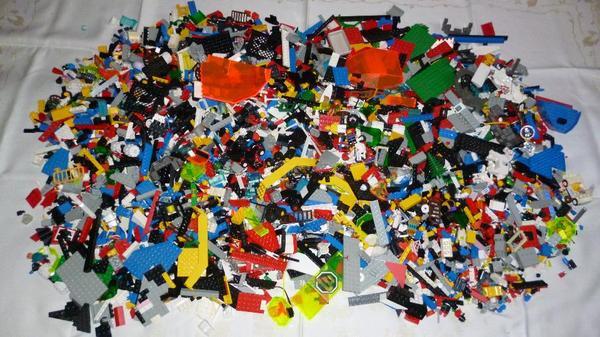 lego bausteine system mehr als stck in mannheim spielzeug lego playmobil kaufen und. Black Bedroom Furniture Sets. Home Design Ideas
