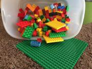 Lego Duplo Bauplatte +
