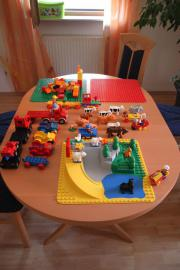 Lego Duplo Grundplatten