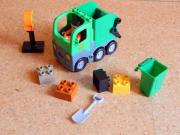 LEGO - DUPLO - Müllabfuhr