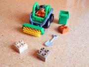 LEGO - DUPLO - Straßenkehrmaschine