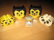 Lego duplo Tierfiguren,