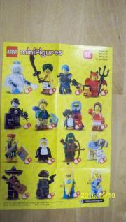 Lego Minifiguren Serie