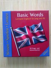 Lernspiel Basic Words