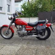 Liebhaber Motorrad Honda