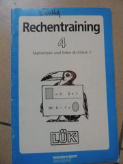 Lük Rechentraining 4