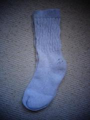 Mädchen Socken Shopper-